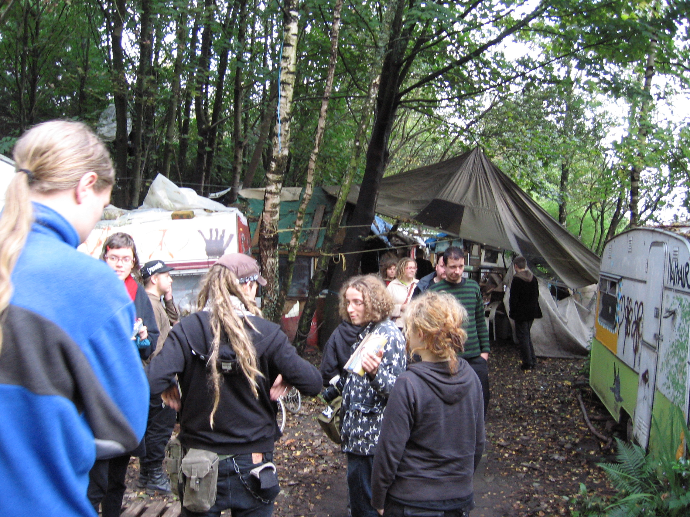 Faslane Peace Camp