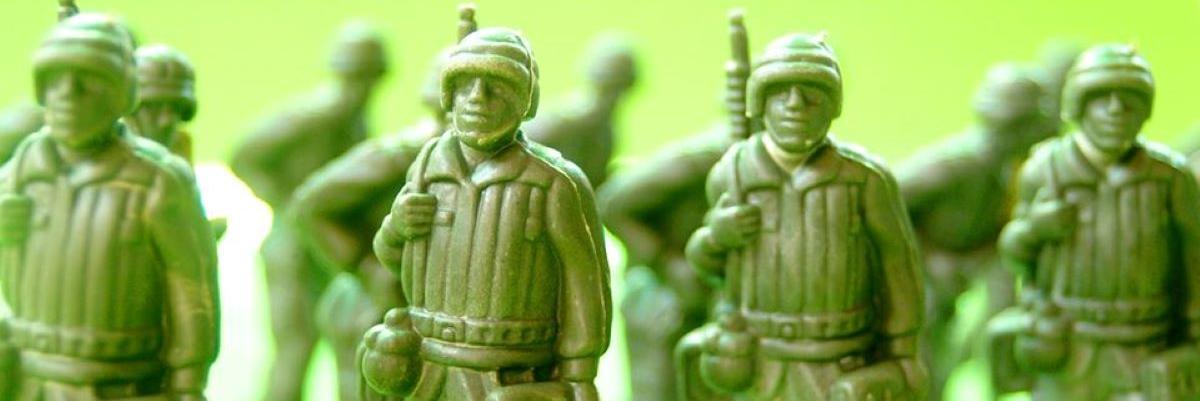 Lapsen oikeudet ja militarismi