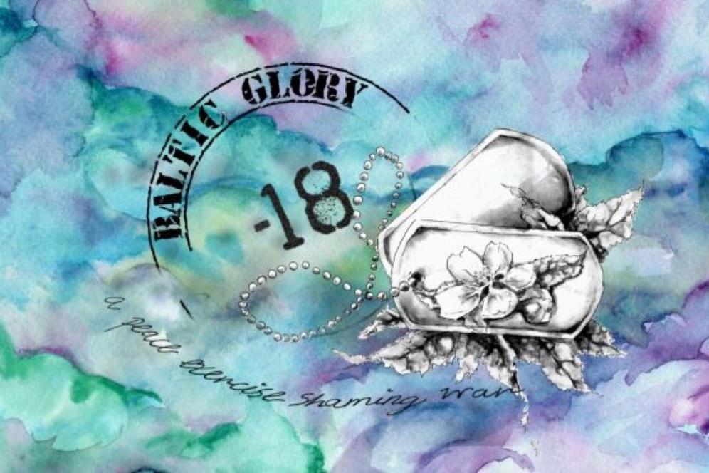 Baltic Glory -leirin logo 2018